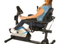 Exerpeutic 2000 Magnetic Recumbent Bike