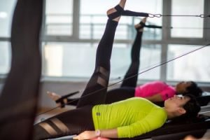 Pilates Toning Tower